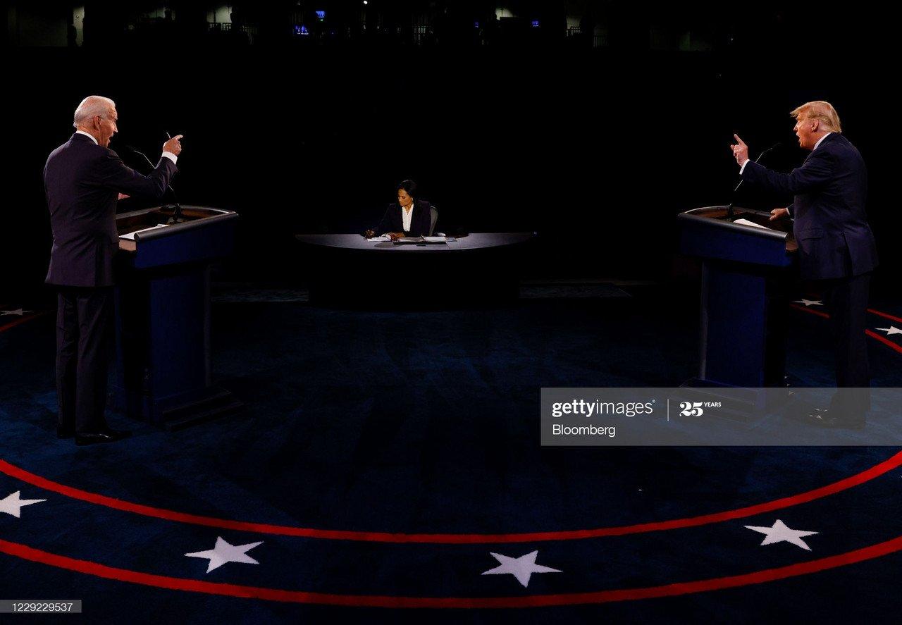 Donald Trump vs Joe Biden: The Final Showdown