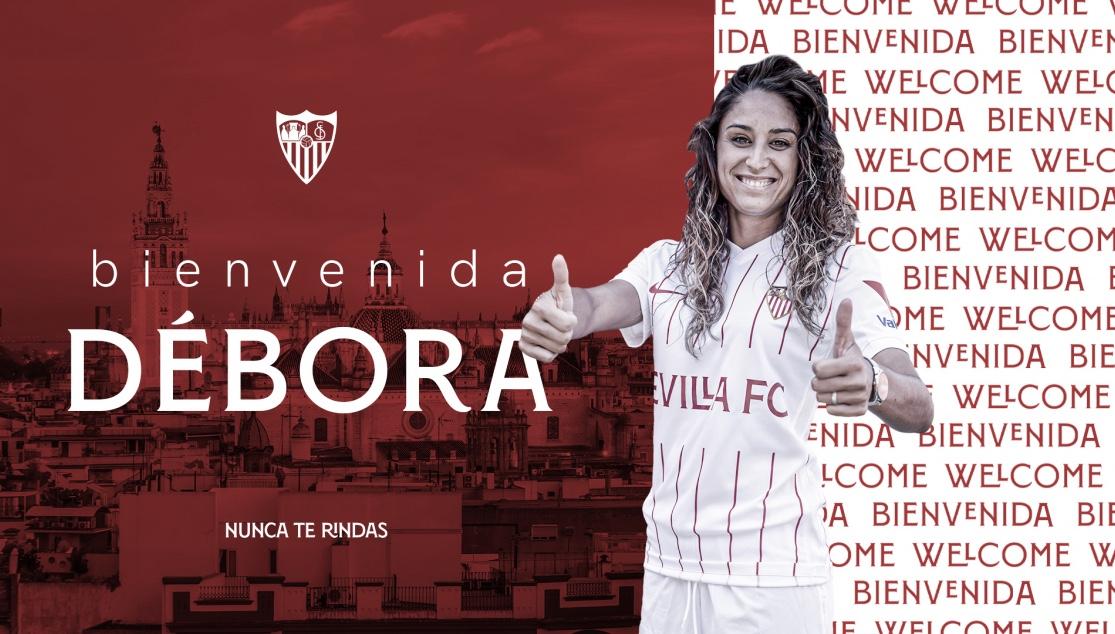 Débora García, nueva jugadora del Sevilla Femenino
