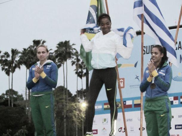 Sudamericano Sub 23 de Atletismo: Oro charrúa