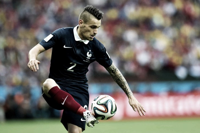 "Mathieu Debuchy ""calmly"" awaiting announcement of France's European Championship squad"