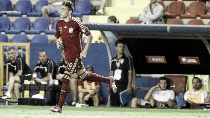 """Munir: """"Me gustaría jugar con Marruecos el Mundial de Rusia"""""""