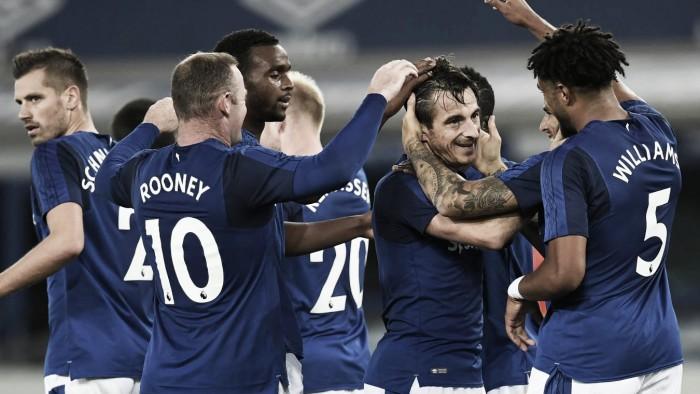 Inicio de temporada decepcionante del Everton