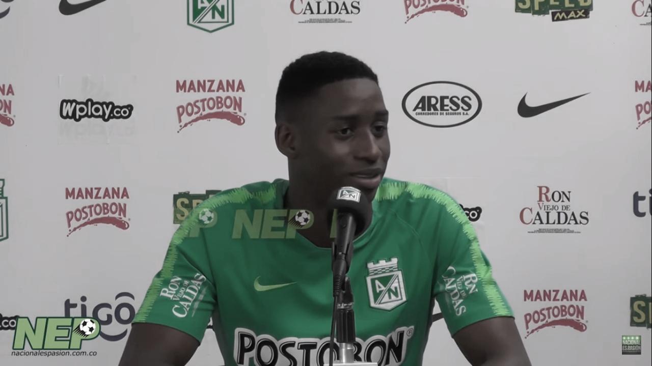 """Andrés Reyes: """"Esperamos obtener los 3 puntos, que es lo más importante"""""""