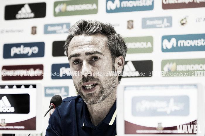 """Jorge Vilda: """"Estoy muy orgulloso de las jugadoras"""""""