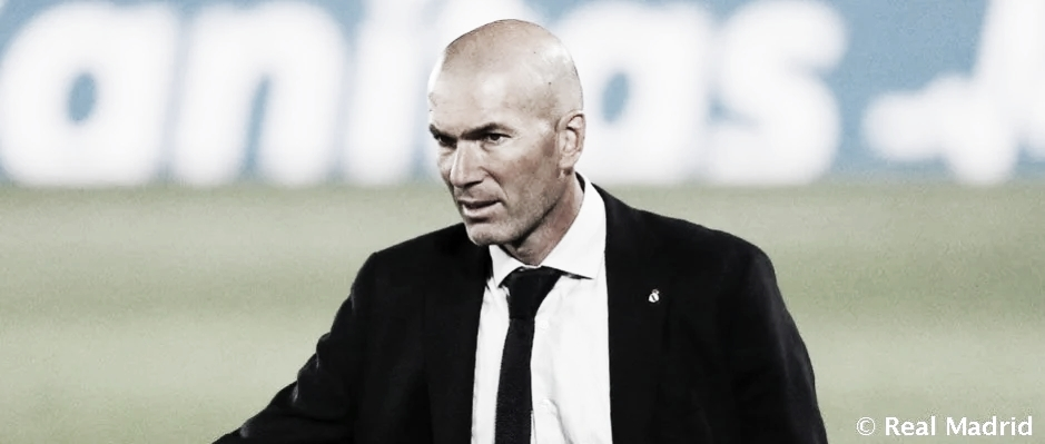 Zidane: «Estamos en el camino que queremos, pero aún nos quedan nueve finales»