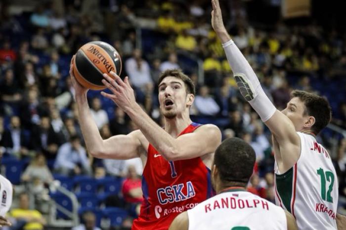 Eurolega - De Colo trascina il CSKA Mosca in finale: Lokomotiv Kuban battuta 88-81