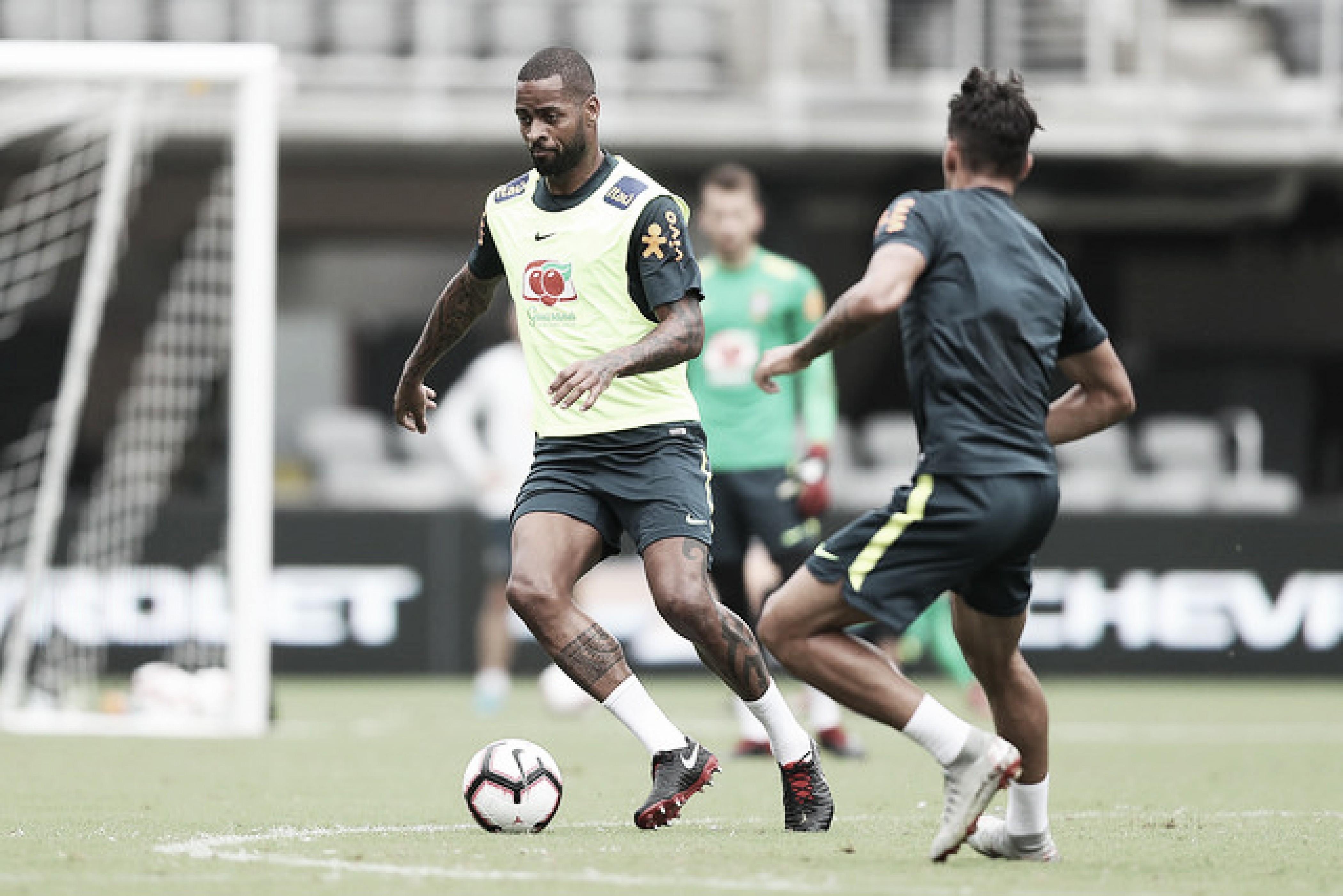 Titular pela Seleção,Dedé terá menos de 24 horas de descanso antes do duelo pela Copa do Brasil
