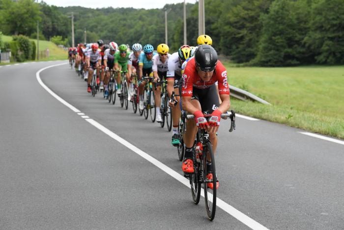 Tour de France, Barguil vince 13/a tappa e Aru conserva maglia gialla