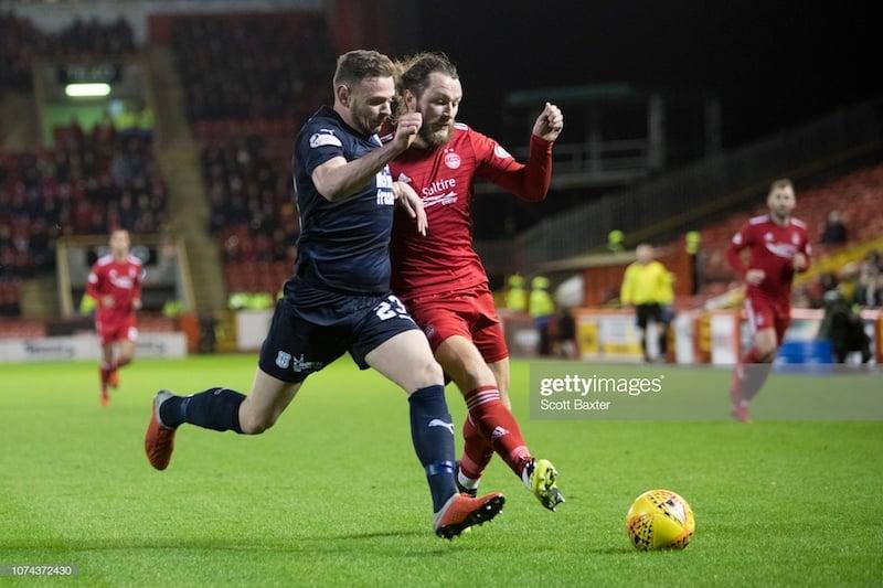 Dundee v Aberdeen: Fight for League Cup Quarter-Finals