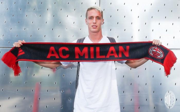 """Conti: """"Sono contento di essere al Milan"""""""