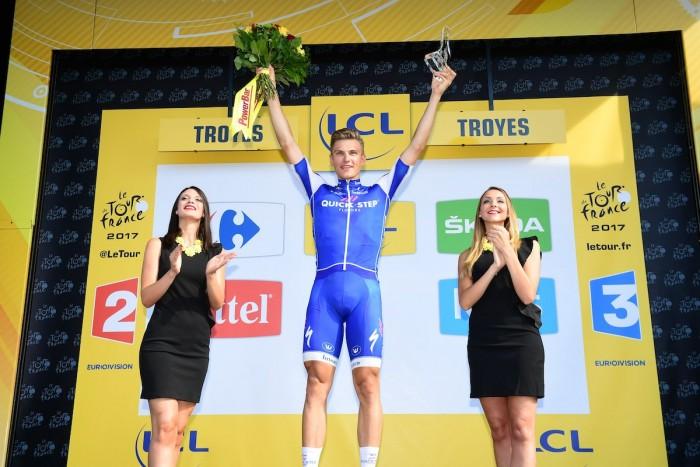 Tour de France 2017, 7° tappa: Troyes – Nuits-Saint-Georges, Kittel per il tris?