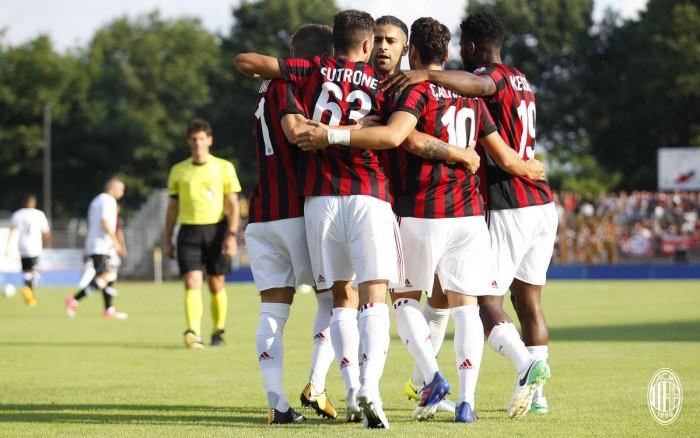 Buona la prima per il Milan: 4-0 al Lugano in amichevole