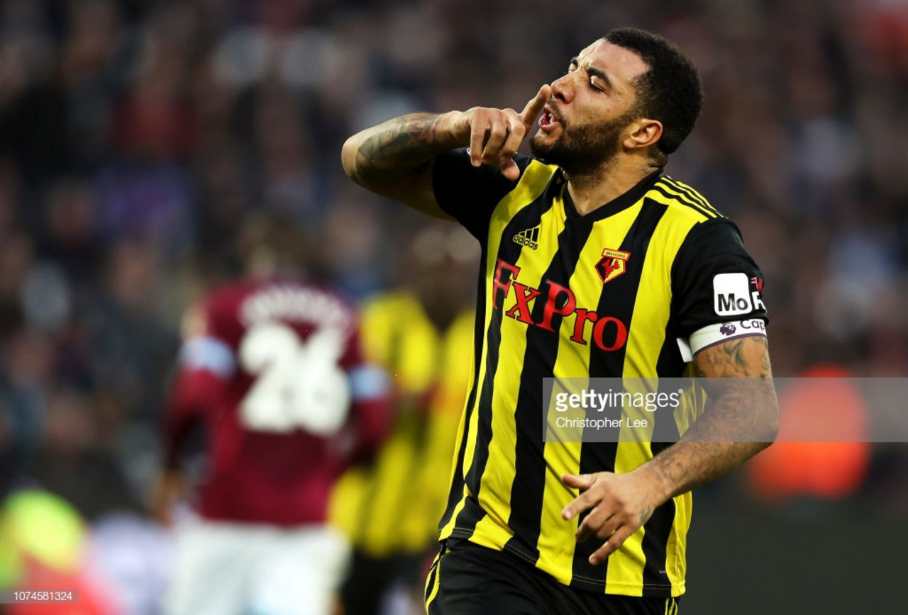 West Ham United 0-2 Watford: The Hornets end the Hammers elusive run of wins