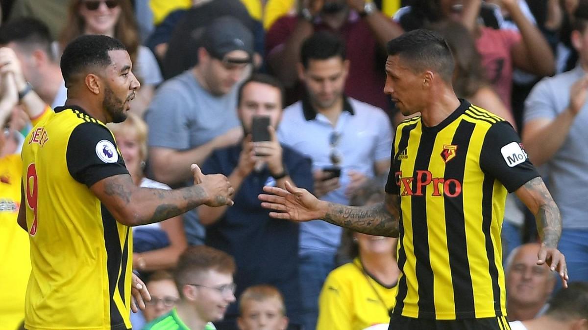Premier League - Impresa Watford: Tottenham crolla a Vicarage Road (2-1)