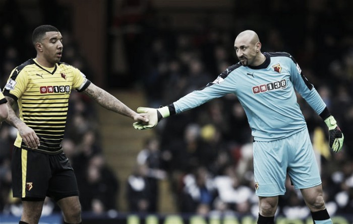 Deeney: Gomes is like a fine wine