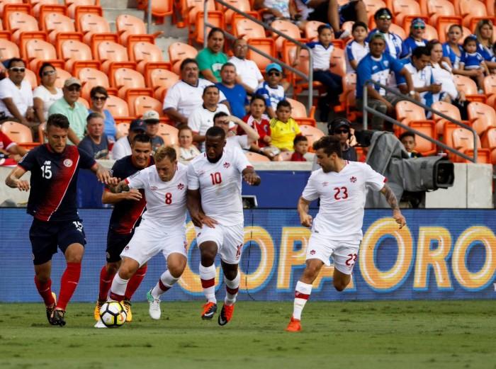 Gold Cup, Gruppo A: pari da qualificazione per Costa Rica e Canada. Honduras stoppato dalla Guiana Francese
