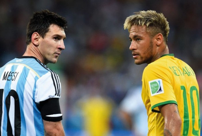 Brasile-Argentina 3-0, Messi: