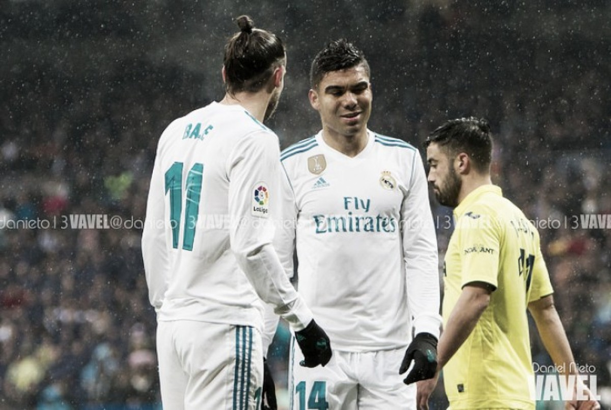 El Madrid hace aguas: veinte goles en trece partidos