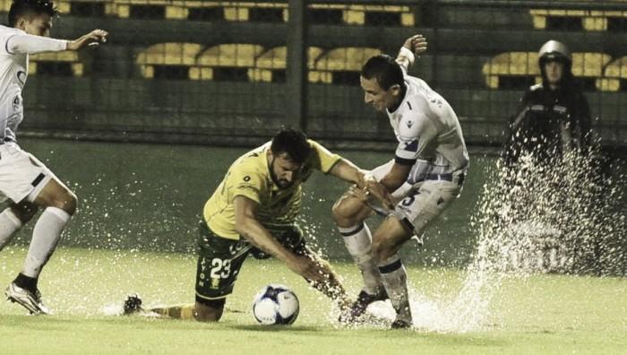 Empate sin goles en Florencio Varela