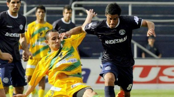 Defensa y Justicia empató 1 a 1 en su paso por Mendoza