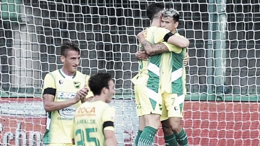 El campeón de la Sudamericana se quedó con los tres puntos