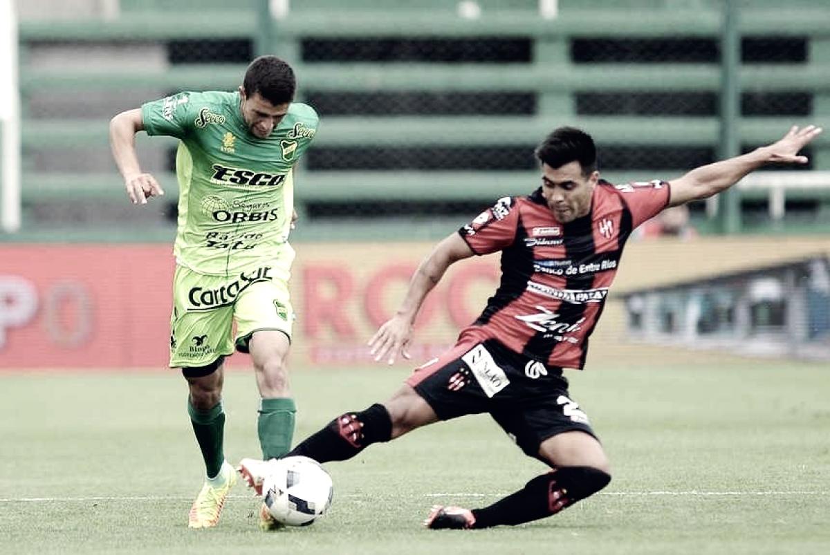 Florencio Varela y Paraná se vuelven a encontrar