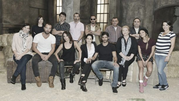 Telecinco prepara 'Rabia', la 'Walking Dead' española