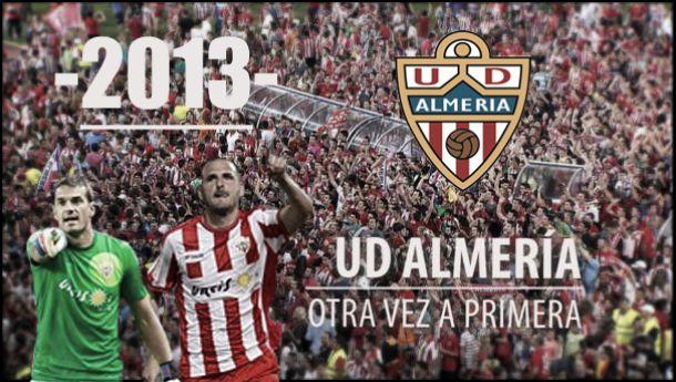 UD Almería 2013: retorno a Primera