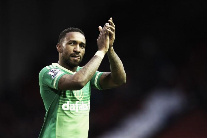 Jermain Defoe believes positivity will keep Sunderland up