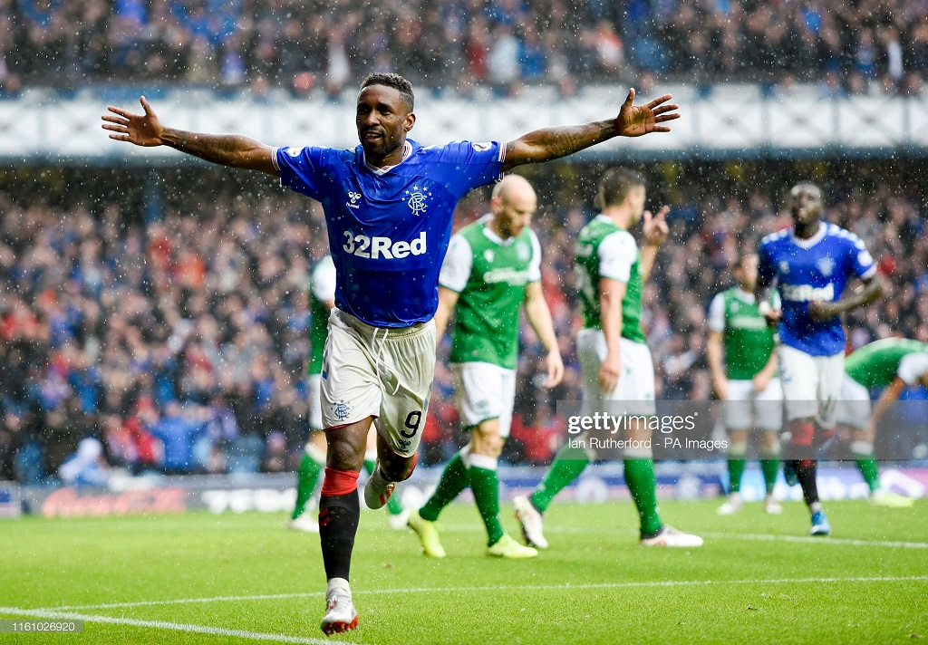 Rangers 6-1 Hibernian: Rangers hit Hibs for six at Ibrox