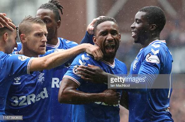 East Fife 0-3 Rangers: Comfortable progression for Gerrard's men