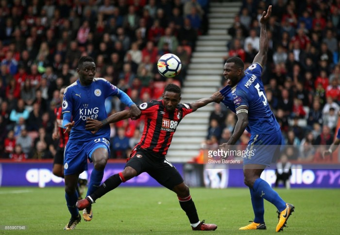 AFC Bournemouth 0-0 Leicester City: Spoils shared in low-key affair