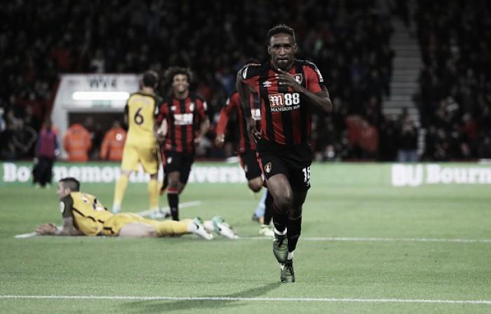 Bournemouth vence Brighton de virada e conquista primeiros pontos na Premier League
