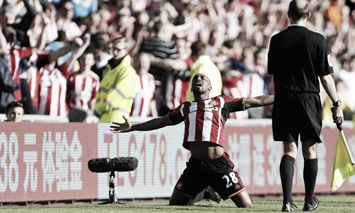 Defoe insists pressure is on Newcastle
