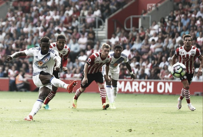 Southampton 1-1 Sunderland: Late goals see clubs still search for their first win