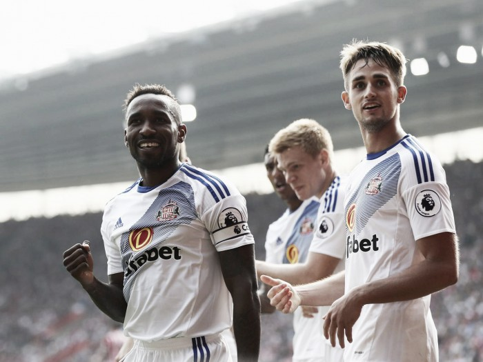 Jermain Defoe looks at positives after Southampton draw