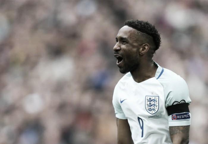Jermain Defoe admite sonho de defender Inglaterra na Copa do Mundo de 2018