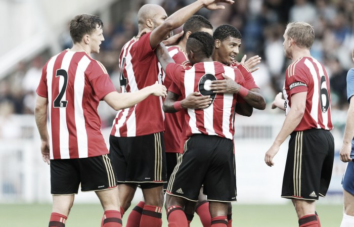 Hartlepool United 0-3 Sunderland: Black Cats storm to win in Allardyce swan song