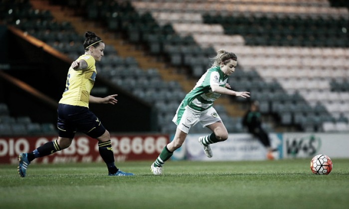 FA WSL 2016 - Mid-season review: Yeovil Town