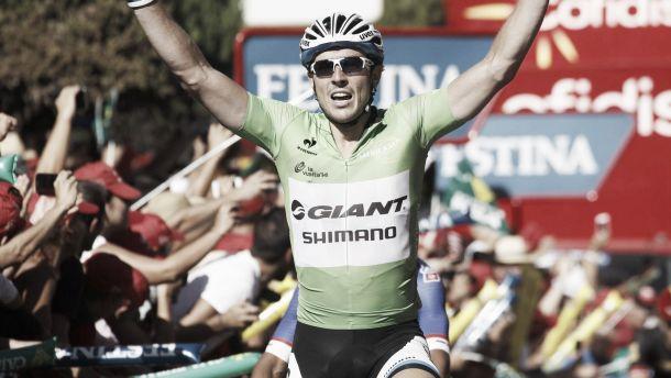 Vuelta 2014: Et de trois pour John Degenkolb