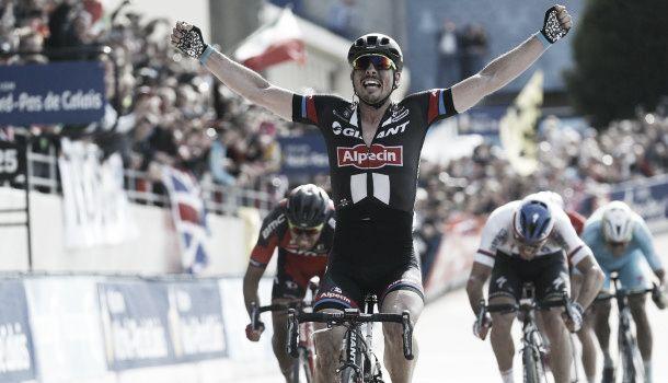 John Degenkolb conquers Roubaix cobbles
