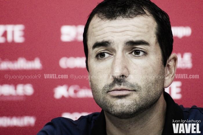 """Diego Martínez: """"Le doy mucho valor a lo que hemos hecho hoy"""""""