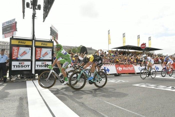 Tour de France, Kittel è imbattibile! Bodnar beffato a 200 metri dal traguardo