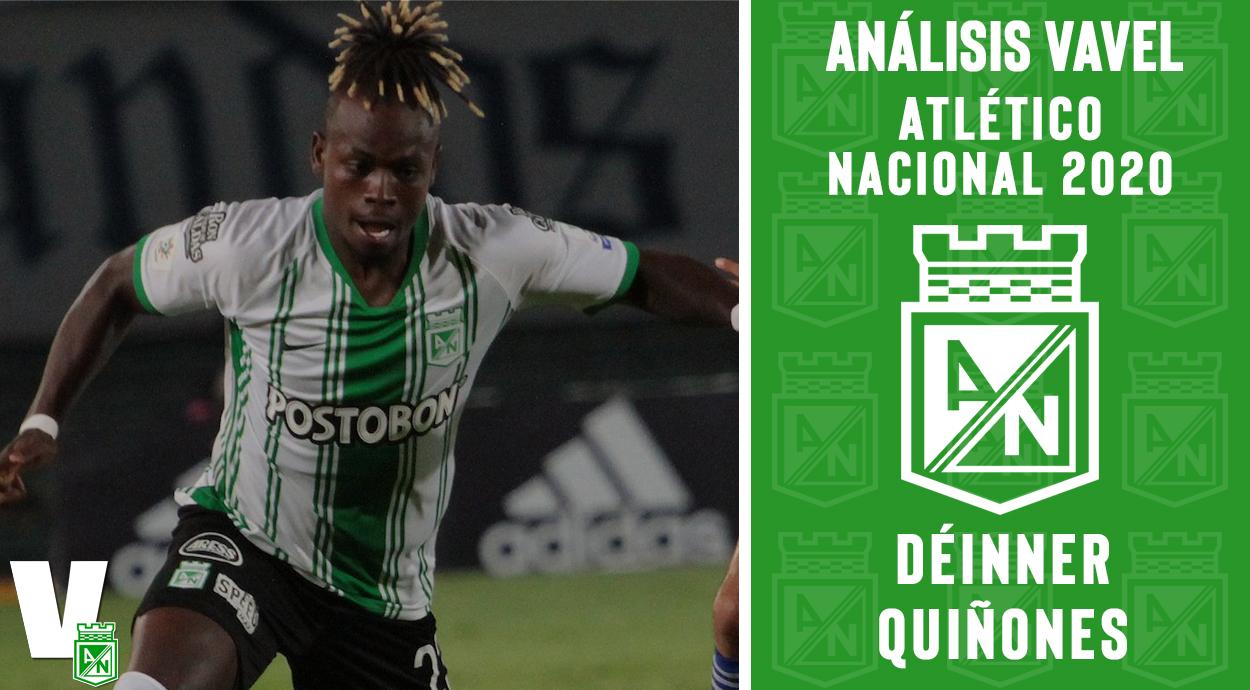 Análisis VAVEL, Atlético Nacional 2020: Déinner Quiñones