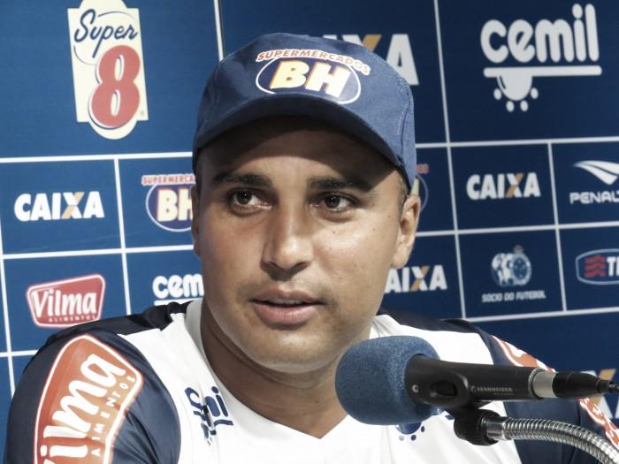 Deivid critica imediatismo e diz que esperava demissão do Cruzeiro após derrota no Mineiro