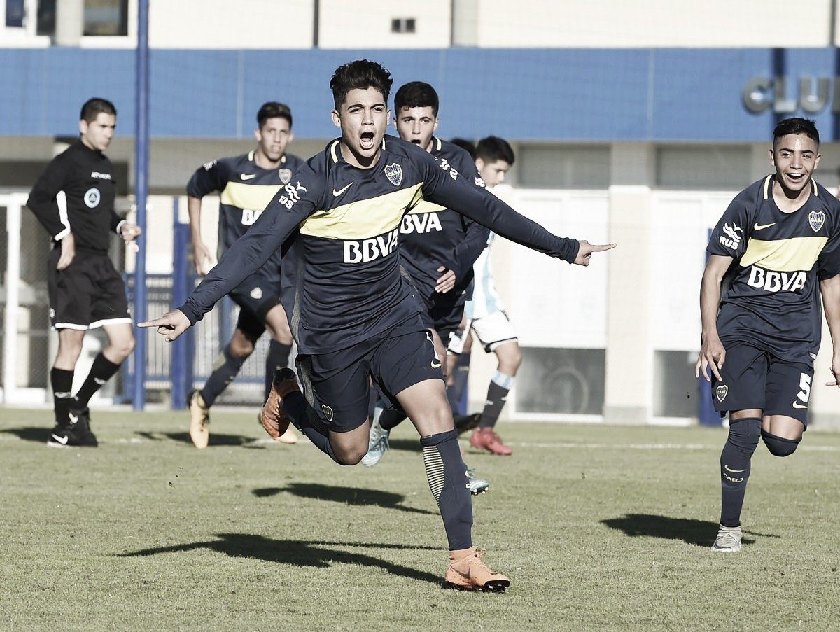 Inferiores: encuentros ante Racing