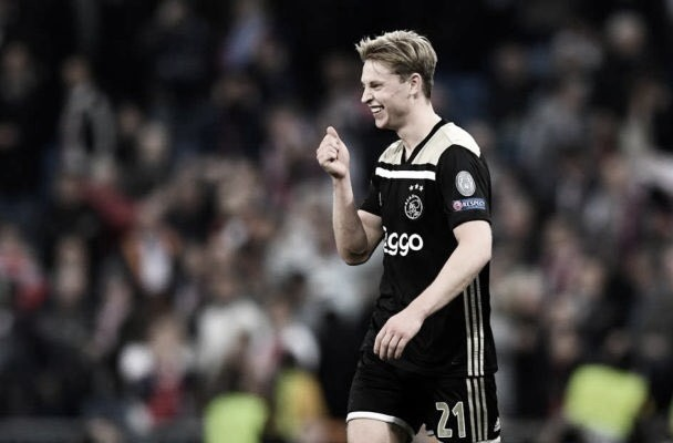 Para De Jong, foi mais fácil eliminar a Juventus que golear o Real Madrid