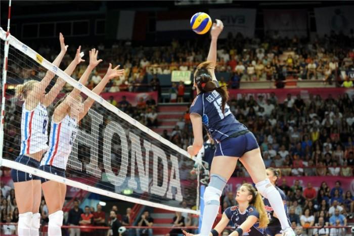 VolleyF, FIVB World Grand Prix: Olanda batte Italia 3-1