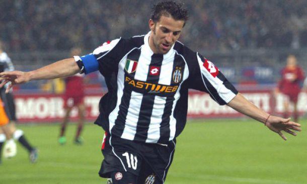 """Del Piero: """"La ovación que me dio el Bernabéu es de lo mejor que me ha pasado"""""""