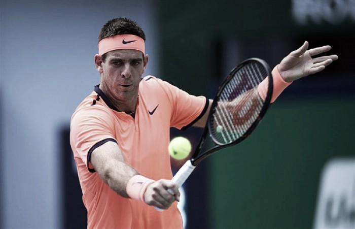 ATP 500 da Basileia: Nishikori e Del Potro confirmam favoritismo; Gasquet é eliminado